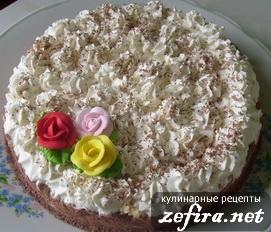 """Торт """"Нежность"""""""