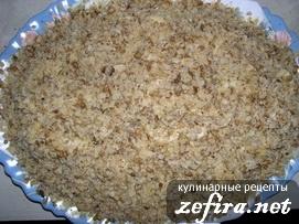 "Рецепт салата с курицей ""Вечерний блюз"""