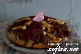 """""""Вулкан"""" из картофеля с мясом – оригинальный рецепт из простых ингредиентов"""