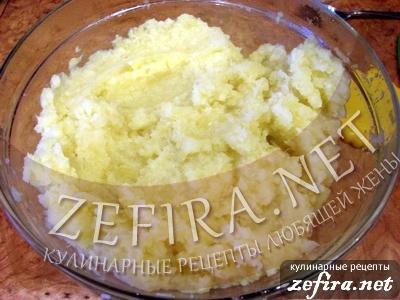Вкусный картофельный суп-пюре с цветной капустой и говядиной - 4 этап