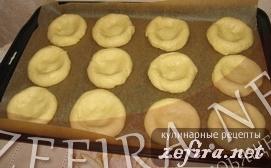 Печенье заготовки