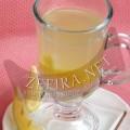 Рецепт компота из ревеня с лимоном