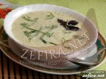 Очередной рецепт холодного супа с кабачками