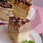 Рецепт торта из фасоли