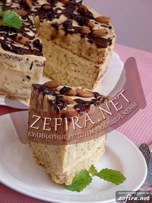 Рецепт торта на 60 лет