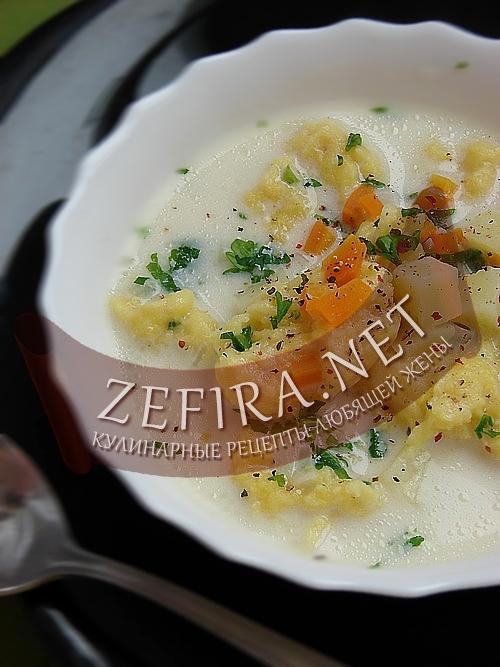 рецепт супа из индейки и фасоли