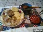Хинкал (аварские) с мясом
