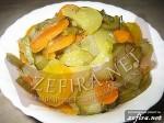 Салат из огурцов Зимний - рецепт заготовки