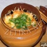 Картофель с мясом «Волшебный горшочек»