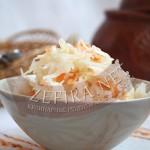 Новый рецепт приготовления квашеной капусты