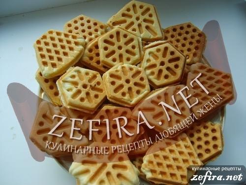 Рецепт печенья для треугольной формы