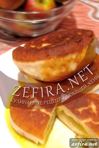 """Пирожки жареные с """"Таком"""""""