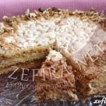 """Рецепт торта с безе и орехами """"Киевляночка"""""""