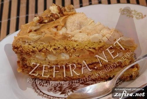 кулинарные рецепты с фото торты с безе