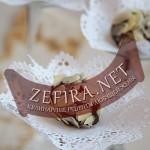 Домашние шоколадные конфеты в миндальной стружке с сушеной вишней