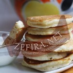 Панкейки или pancakes — американские толстые блины (оладьи) на молоке