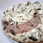 Торт «Графиня» с кокосовым безе