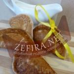 Арабские блинчики «Катаеф» с творожным сыром