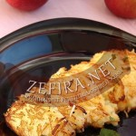 Яблочные блинчики – рецепт быстрого и вкусного десерта