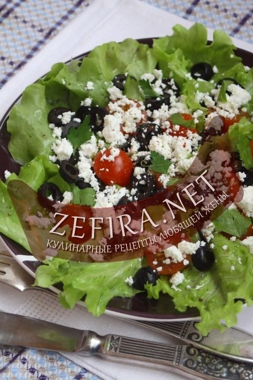 греческая закуска с творогом Оригинал картинки находится. готовим...