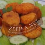 Картофельные крокеты c сельдереем с паприкой