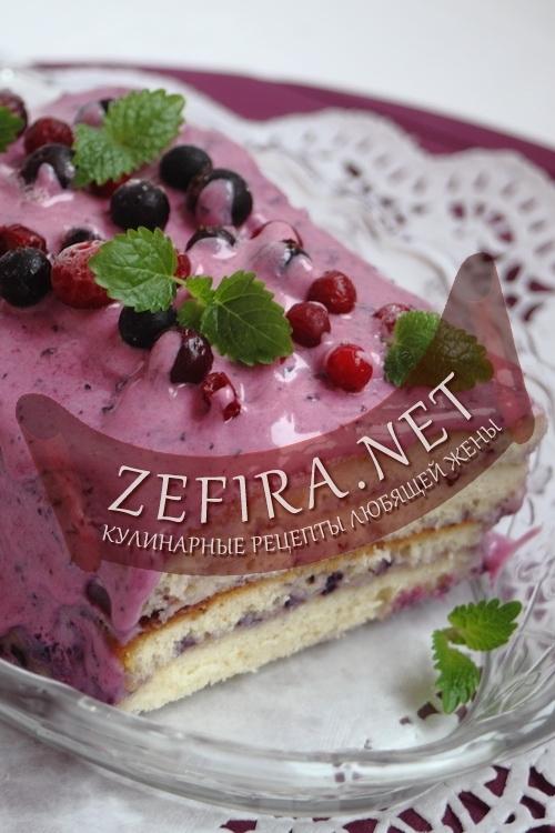 Тортики рецепты простые с фото