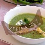 Суп со шпинатом «Зеленый»