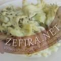Запеканка из цветной капусты и шампиньонов - простой и вкусный рецепт