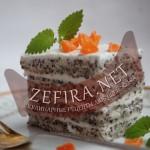 Быстрый торт – рецепт бисквитно-макового торта с творожным кремом