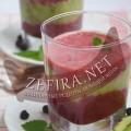 Фруктово-ягодный напиток-десерт
