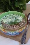 Рецепт холодного супа со шпинатом