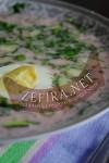 Рецепт холодника со свекольной ботвой