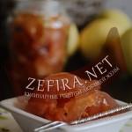 Яблочное варенье — рецепт дольками