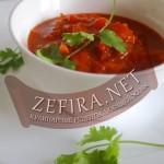 Лечо на зиму – рецепт из помидор и болгарского перца
