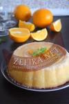 Творожная запеканка – рецепт с тыквой и апельсином