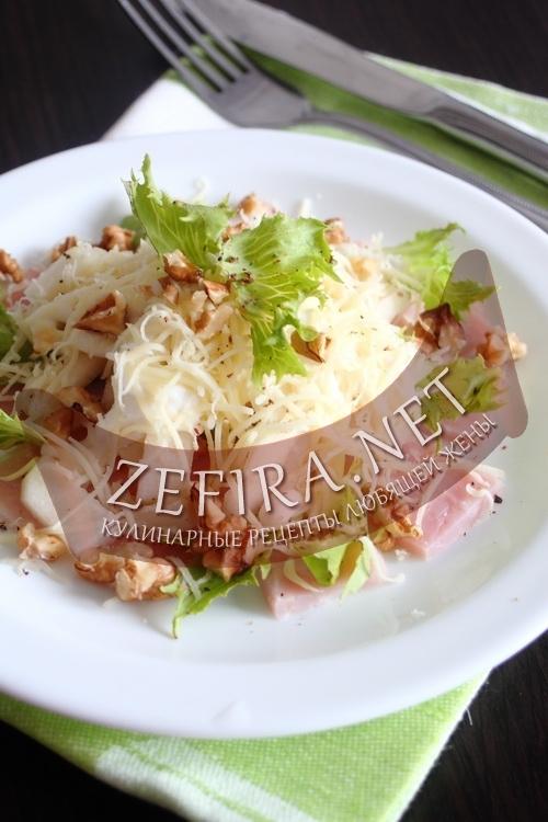 Все виды салатов рецепты 108
