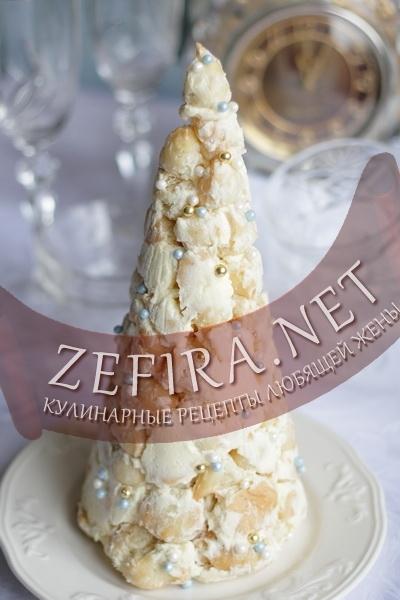"""Новогодний торт """"Елочка"""" (фото)"""