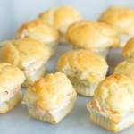Закусочные маффины – рецепт к праздничному столу