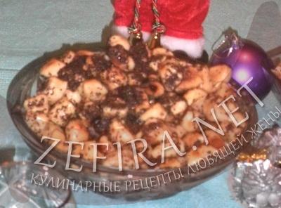 Рождественские сухарики (фото)