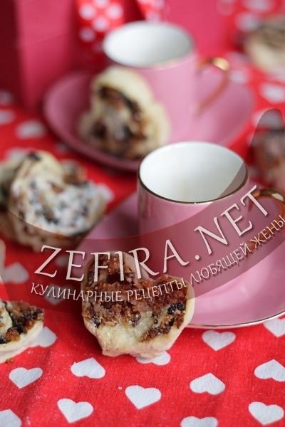 Печенье с сухофруктами (фото)
