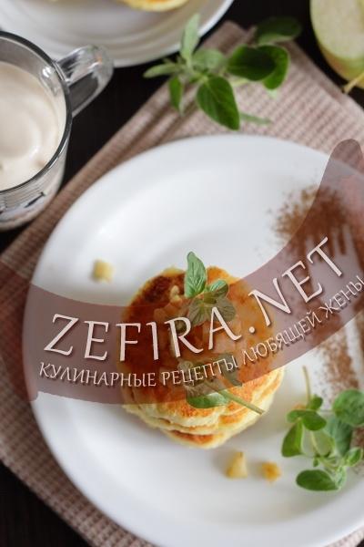 Сырники - рецепт c фото