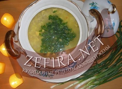 Легкий диетический суп - рецепт с пошаговыми фотографиями