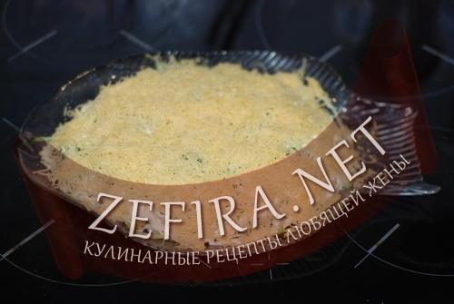 Салат с крабовыми палочками (фото)