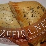 Простой рецепт закрытой мини-пиццы «Пикник»