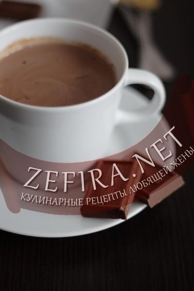 Горячий шоколад (фото)