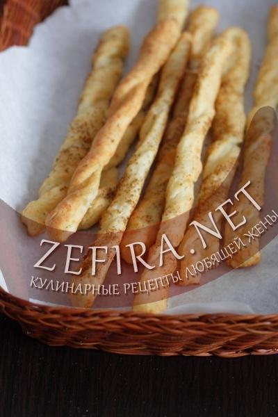 Сырные палочки (фото)