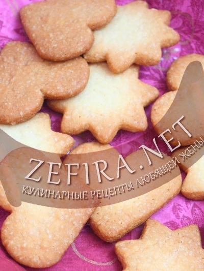 Песочное печенье (фото)