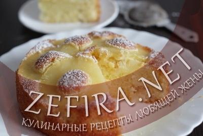 Рецепт пирога с ананасами (фото)
