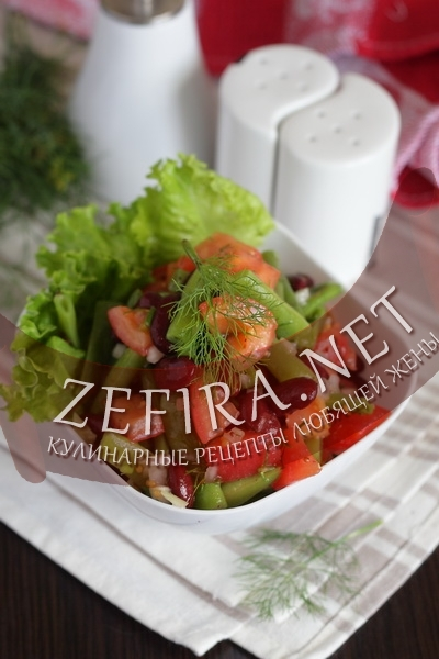 Рецепты консервации салатов на зиму с помидорами