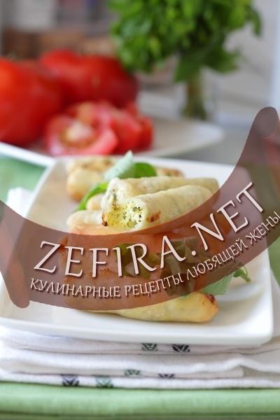 Тесто с сыром – рецепт жаренных турецких палочек